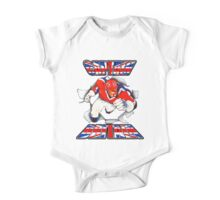 Captain Britain One Piece - Short Sleeve