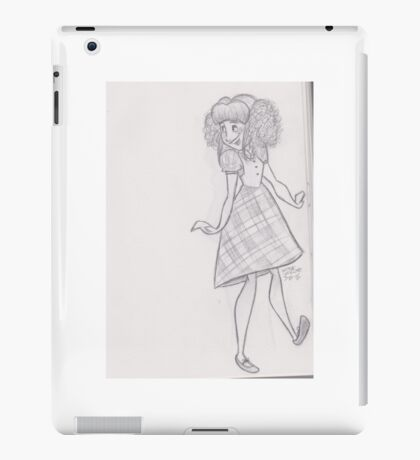 "June and her Farmboys- ""Gypsy"" iPad Case/Skin"