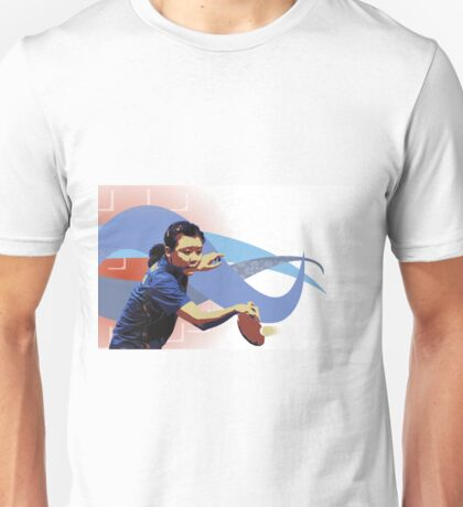 Ping Pong / Table Tennis Unisex T-Shirt