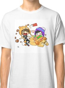 Phan Digital Art  Classic T-Shirt