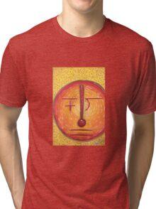 Math Man Tri-blend T-Shirt
