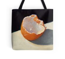 Broken Egg Shell: Original Painting Tote Bag