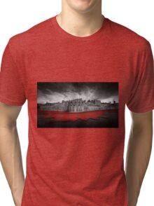 Tower of London Remembers.  Tri-blend T-Shirt
