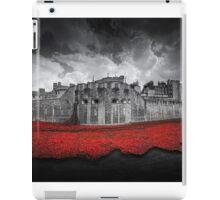 Tower of London Remembers.  iPad Case/Skin