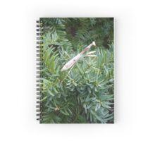 praying mantis Spiral Notebook
