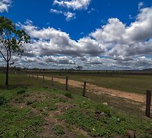 Maryborough North QLD Australia by Toni McPherson