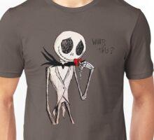 What's This? --- Jack Skelington Unisex T-Shirt