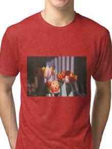 'Tulips' Tri-blend T-Shirt