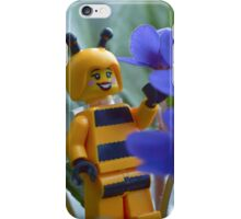 Collecting Nectar iPhone Case/Skin