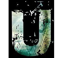 Uncharted 1 U Photographic Print