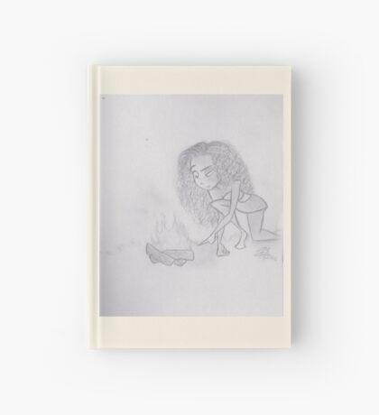Cavegirl Hardcover Journal