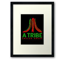 Atari Called Quest Framed Print
