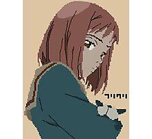 FLCL Mamimi pixelart Photographic Print