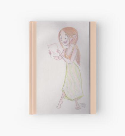 Letter Hardcover Journal