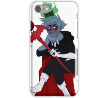 ghost king iPhone Case/Skin