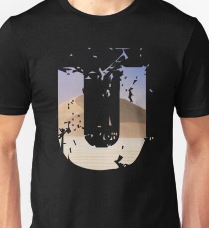 Uncharted 3 U Unisex T-Shirt