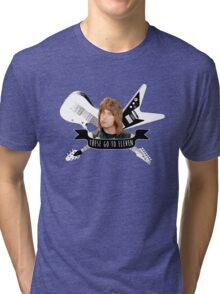 NIGEL TUFNEL - ELEVEN Tri-blend T-Shirt