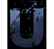 Uncharted 4 U Photographic Print
