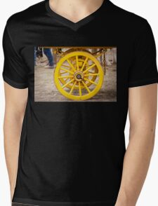 Rolling On Mens V-Neck T-Shirt