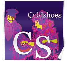 Two People - Coldshoes Poster