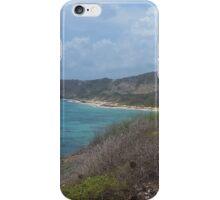 St. Croix Beach (5) iPhone Case/Skin