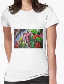Urbane Womens Fitted T-Shirt