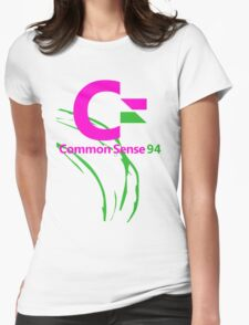 Commodore Resurrection Womens Fitted T-Shirt