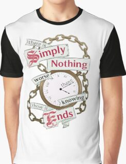 How it Ends Graphic T-Shirt
