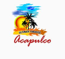 Ultimate Paradise Acapulco Women's Fitted Scoop T-Shirt