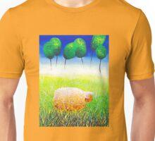 Golden sheep Unisex T-Shirt