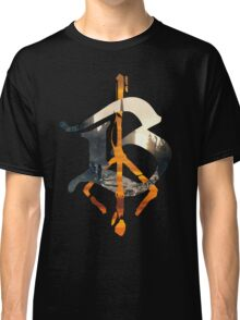 Bloodborne B Hunter's Mark Classic T-Shirt