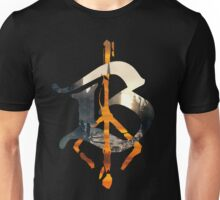 Bloodborne B Hunter's Mark Unisex T-Shirt