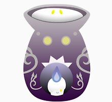 Litwick Candle + Wax Melt in Chandelure Burner Unisex T-Shirt