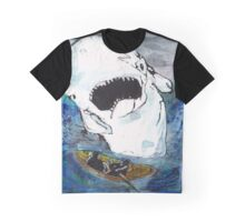 Moby Crash Graphic T-Shirt