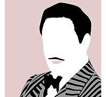 Gomez Addams from The Addams Family Photographic Print