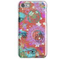 Abstract Trippy  iPhone Case/Skin