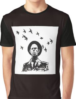 Old Crow Graphic T-Shirt