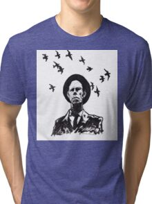 Old Crow Tri-blend T-Shirt