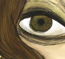 Vera's Eye Sticker