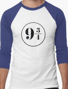 Platform 9 3/4 Men's Baseball ¾ T-Shirt
