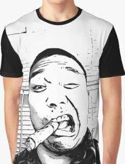 Have a cigar.  Graphic T-Shirt