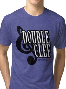 GTA III - Double Cleff FM Tri-blend T-Shirt