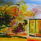 Armstead Estate at Knowsley VIC Australia by Margaret Morgan (Watkins)