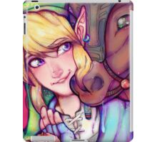 Sharing is Caring, Link iPad Case/Skin