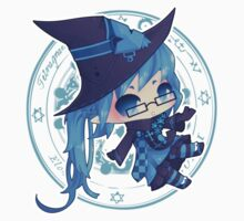 Blue Mage Baby Tee