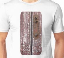 Rusted Door Handle  Unisex T-Shirt