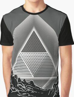 Skyview Dark Graphic T-Shirt