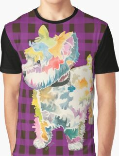 Riley (a dog of new york) Graphic T-Shirt