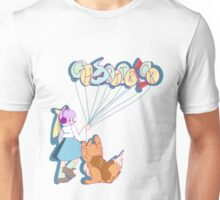 Ghost Trick- Kamila and Missile Unisex T-Shirt
