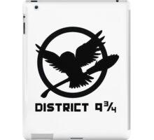 Platform District 9 3/4 iPad Case/Skin